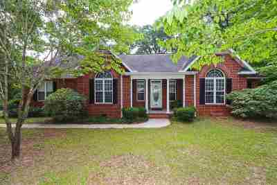 Perry Single Family Home For Sale: 115 Woody Drive