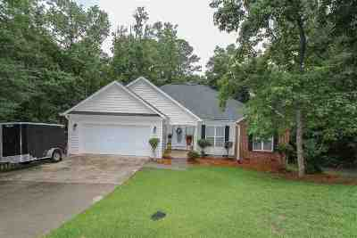 Warner Robins Single Family Home For Sale: 1180 Camden Lane