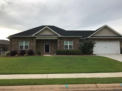 Kathleen Single Family Home For Sale: 406 Hunts Landing Drive