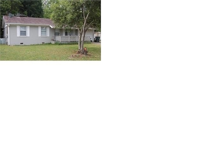 Warner Robins Single Family Home For Sale: 159 Willow Avenue