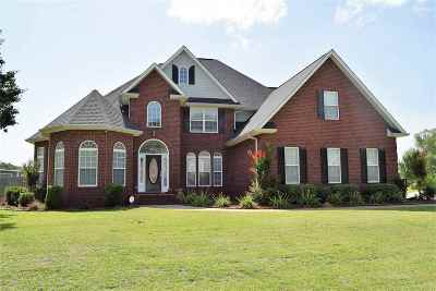 Single Family Home For Sale: 106 Habersham Lane