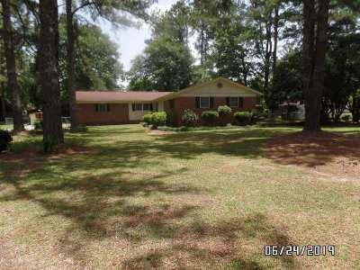 Perry Single Family Home For Sale: 1006 N Davis Drive