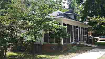Macon Single Family Home For Sale: 246 Park St