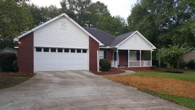 Macon Single Family Home For Sale: 4419 Jones Road
