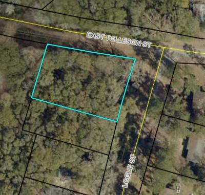 Perry Residential Lots & Land For Sale: 617 Logue Street