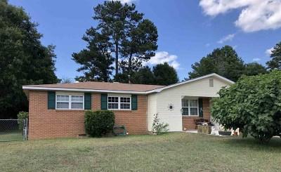 Warner Robins Single Family Home For Sale: 135 Sonja Drive