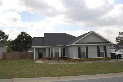 Warner Robins Single Family Home For Sale: 101 Timber Mill Court