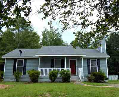 Macon Single Family Home For Sale: 1556 Greentree Parkway