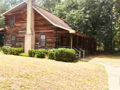 Macon Single Family Home For Sale: 4155 Fulton Mill Road