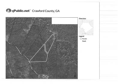 Crawford County Residential Lots & Land For Sale: 35.1 Acres Purple Road