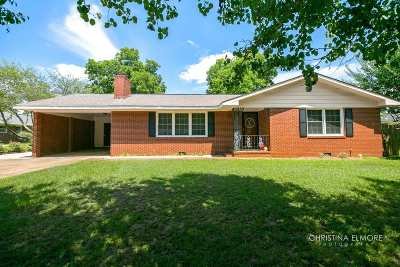 Perry Single Family Home For Sale: 1704 Northside Road