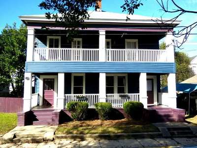 Macon Single Family Home For Sale: 927 New Street