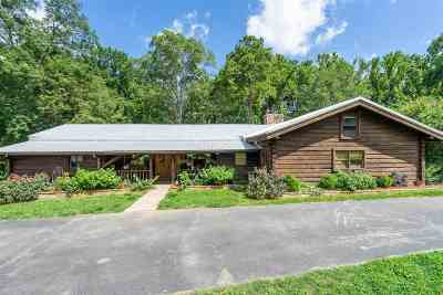 Macon Single Family Home For Sale: 7426/7428 Thomaston Road