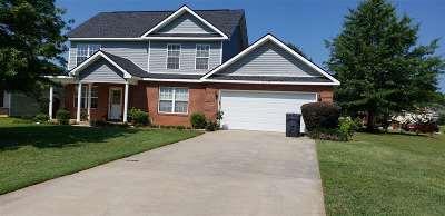 Warner Robins Single Family Home Verbal Agreement: 103 Sunnymeade Drive