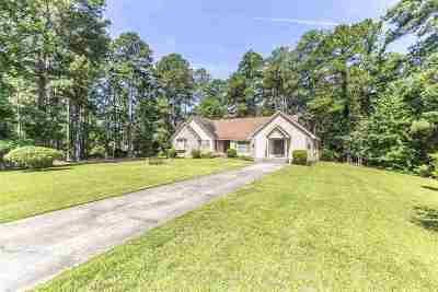 Macon Single Family Home For Sale: 111 Lake Side Court