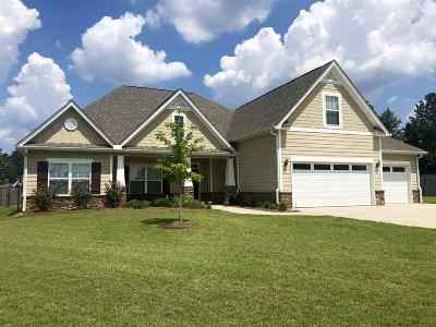 Macon Single Family Home For Sale: 312 Tivoli Court