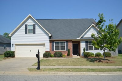 Kathleen Single Family Home For Sale: 316 Flowing Meadows Drive