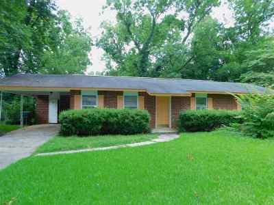 Fort Valley Single Family Home For Sale: 407 Wilson Lane