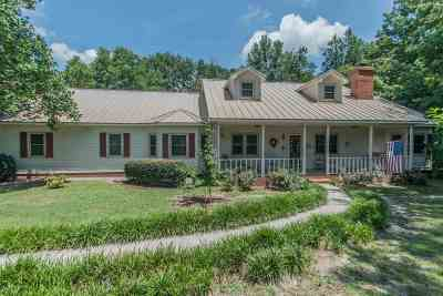 Peach County Single Family Home For Sale: 104 Majestic Oak Circle