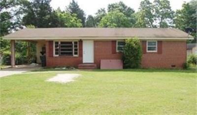 Warner Robins Single Family Home For Sale: 102 Stevens Street
