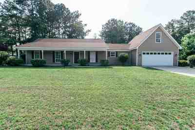 Warner Robins GA Single Family Home For Sale: $152,500