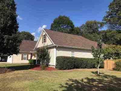 Single Family Home For Sale: 163 Crystal Ridge Circle
