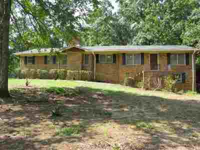 Macon Single Family Home For Sale: 3812 Western Way