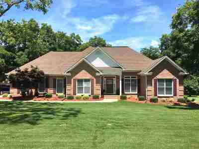 Macon Single Family Home For Sale: 107 Trudie Lane