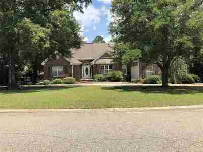 Perry Single Family Home For Sale: 108 Windermere Circle