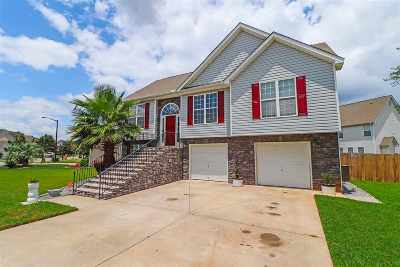 Single Family Home For Sale: 402 Arrie Drive
