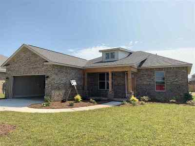 Perry Single Family Home For Sale: 402 Silo Circle
