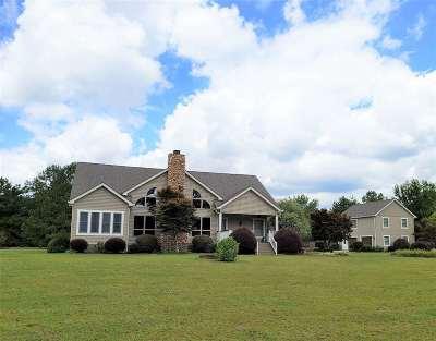 Houston County Single Family Home For Sale: 223a Lake Joy Road