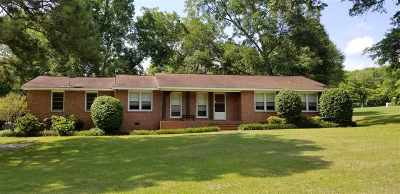 Macon Single Family Home For Sale: 2718 Allen Road
