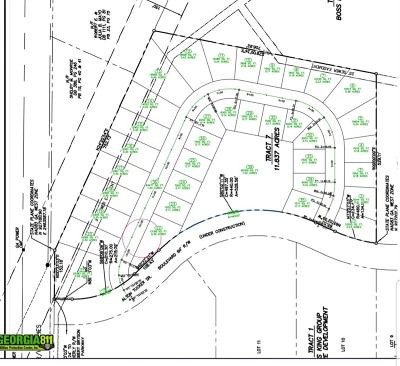 Bonaire Residential Lots & Land For Sale: Tract 7 Alton Tucker Sr Blvd