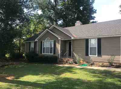 Macon Single Family Home For Sale: 109 Heathwood Drive