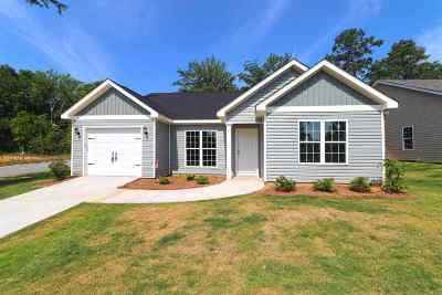 Macon Single Family Home For Sale: 200 Allentown Lane