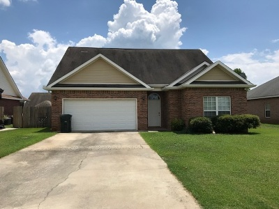 Warner Robins Rental For Rent: 105 Witherspoon Court