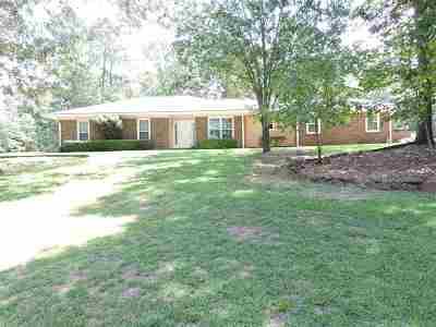 Single Family Home For Sale: 212 Horseshoe Drive