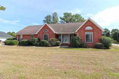 Warner Robins Single Family Home For Sale: 401 Bay Laurel Circle