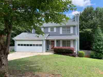 Macon Single Family Home For Sale: 144 Brandon Way
