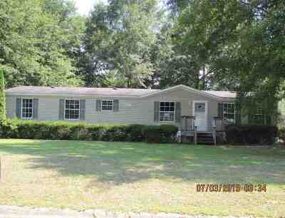 Perry Single Family Home For Sale: 133 Sauls Branch Road