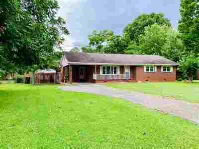 Fort Valley Single Family Home For Sale: 617 Park Avenue