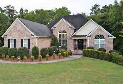 Macon Single Family Home For Sale: 3022 Castlewoods Dr