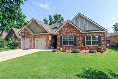 Kathleen Single Family Home For Sale: 202 Parkview Grove