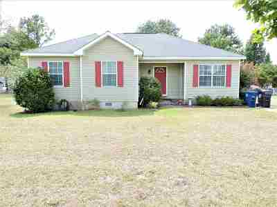 Macon Single Family Home For Sale: 113 Ellis Way