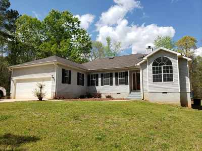 Crawford County Single Family Home For Sale: 3932 Us Highway 80 W