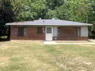 Macon Single Family Home For Sale: 2903 Jadan Place