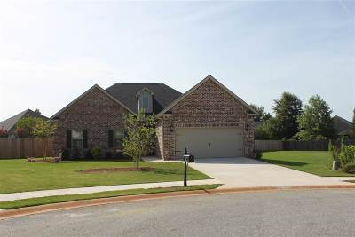 Perry Single Family Home For Sale: 225 Rainsong Trail