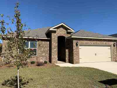 Perry Single Family Home For Sale: 206 Barnyard Way