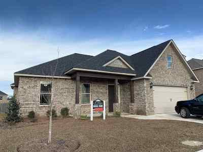 Perry Single Family Home For Sale: 109 Agriculture Lane